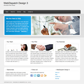WebDispatch web design 3