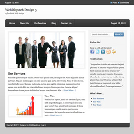 WebDispatch web design 5