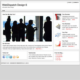 WebDispatch web design 6