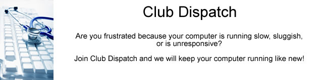 Club Dispatch